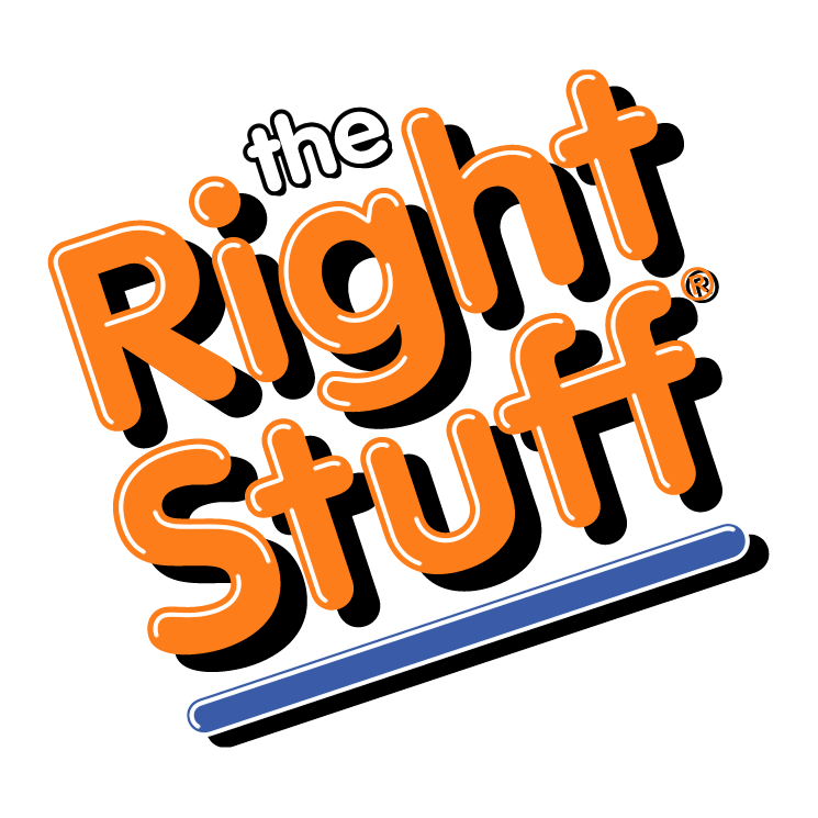 free vector The right stuff