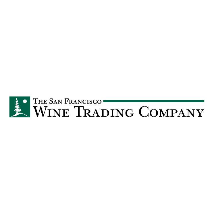 free vector The san francisco wine trading company