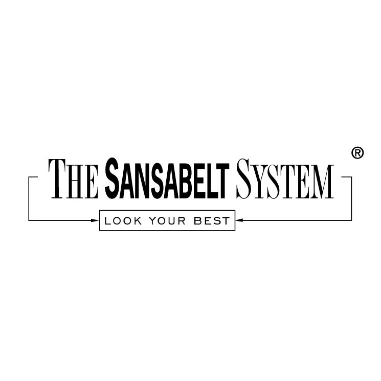 free vector The sansabelt system