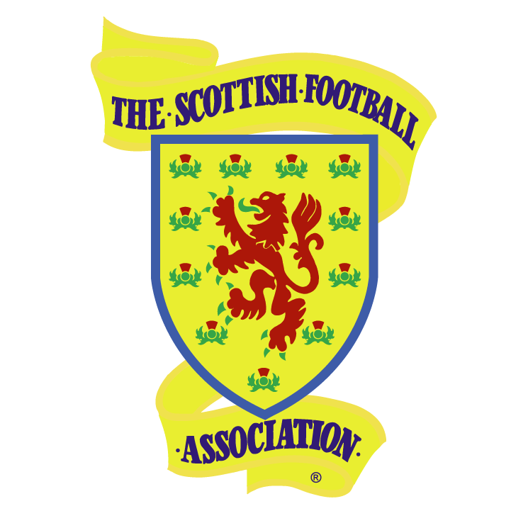 free vector The scottish football association