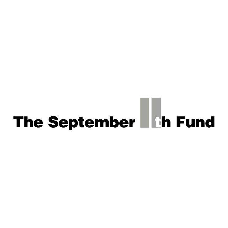 free vector The september 11th fund