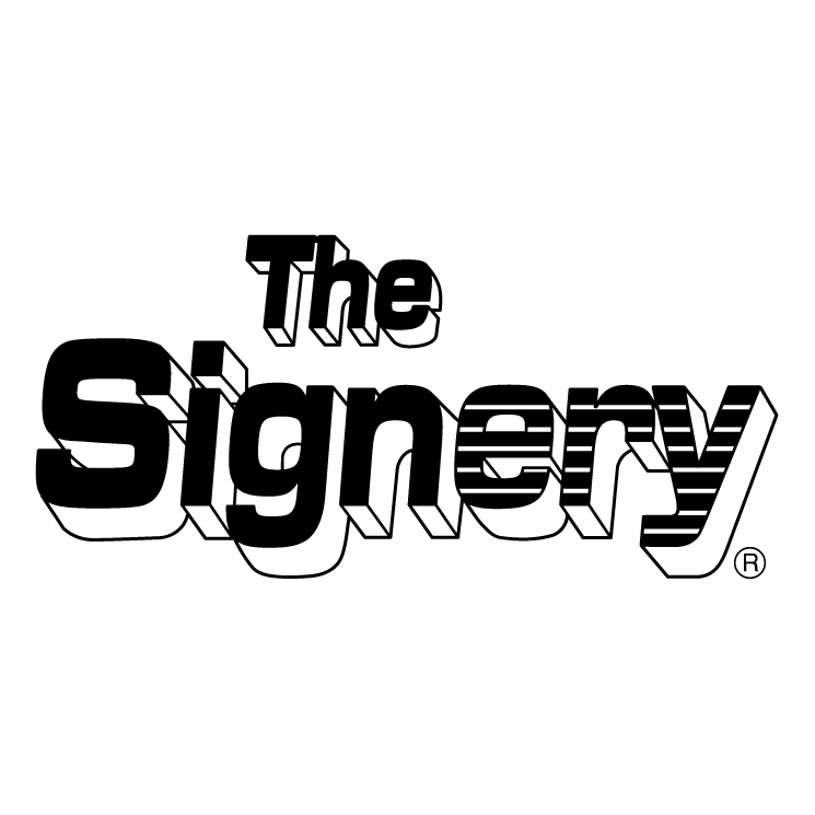 free vector The signery