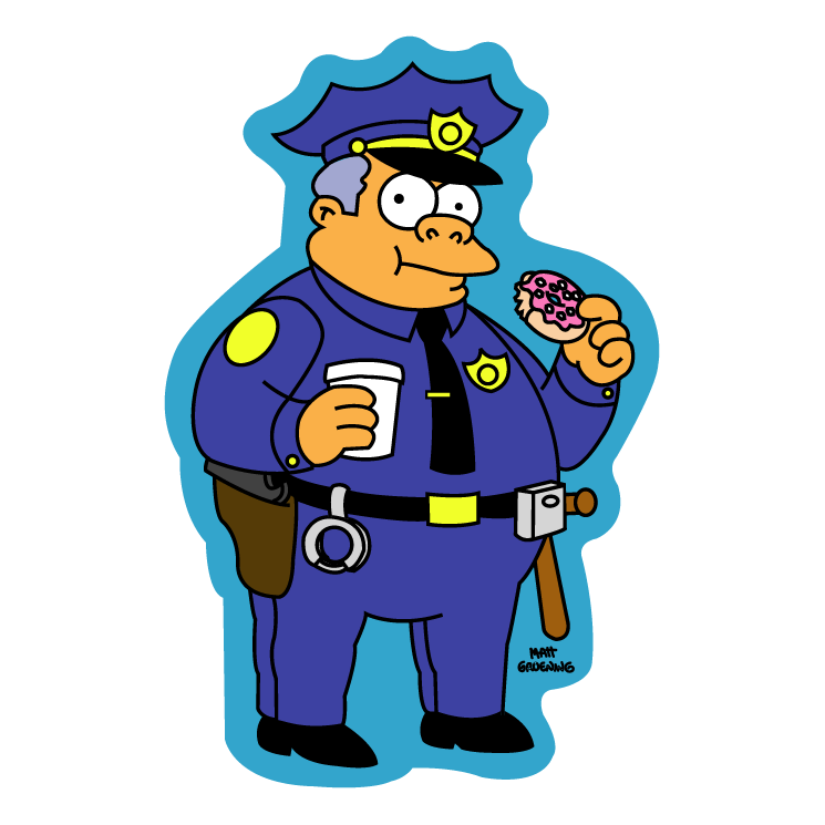 free vector The simpsons