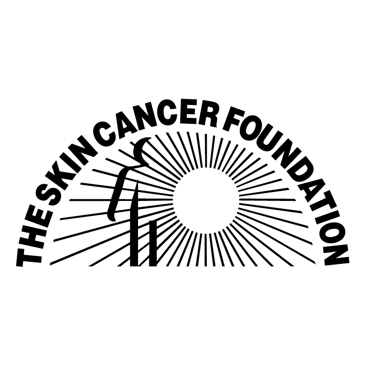 free vector The skin cancer foundation