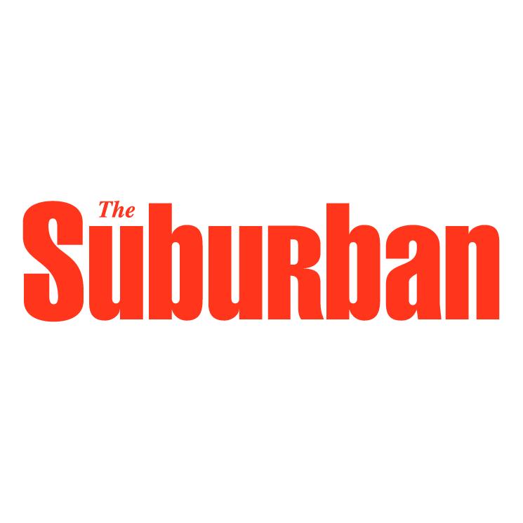 free vector The suburban