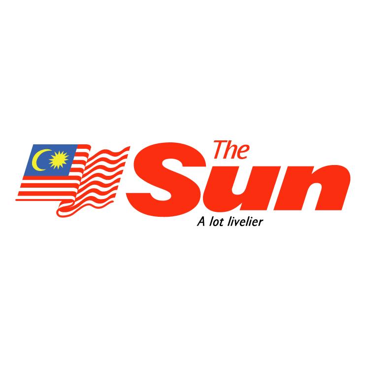 free vector The sun