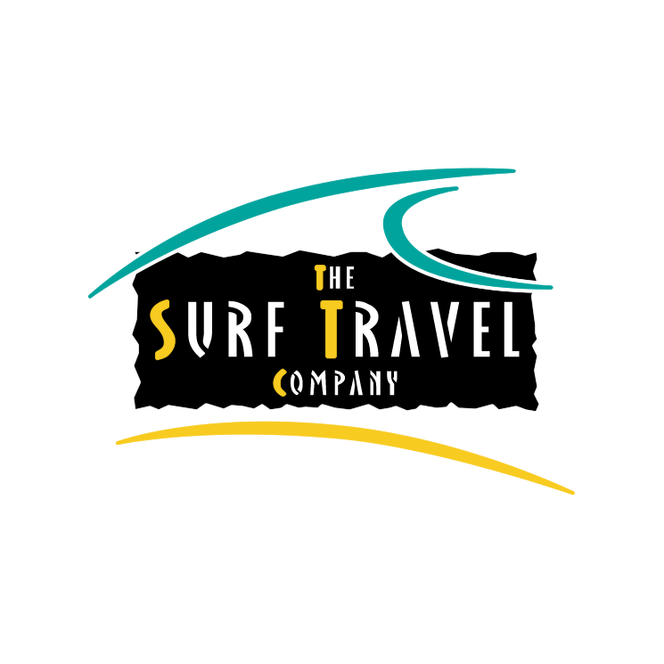 free vector The surf travel company