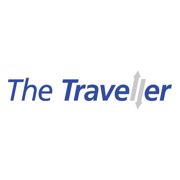 free vector The traveller