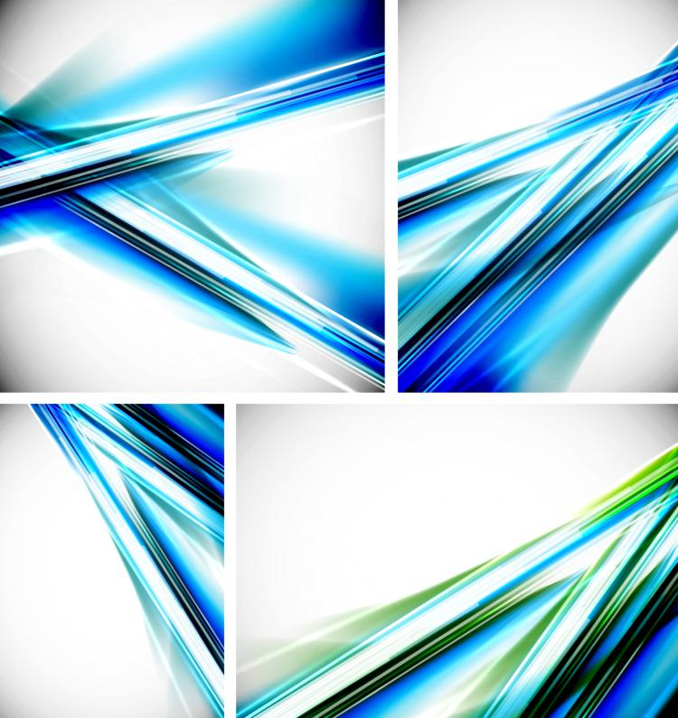 free vector The trend of light background 01 vector