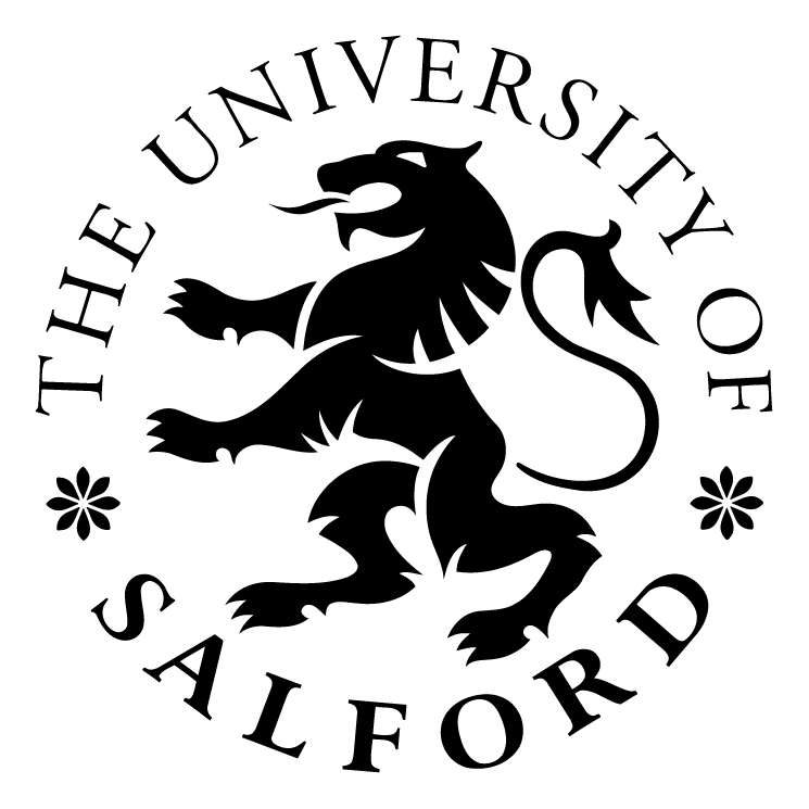 free vector The university of salford