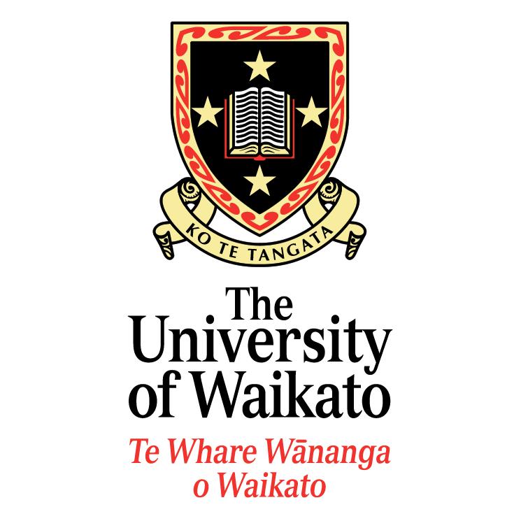 free vector The university of vaikato 0