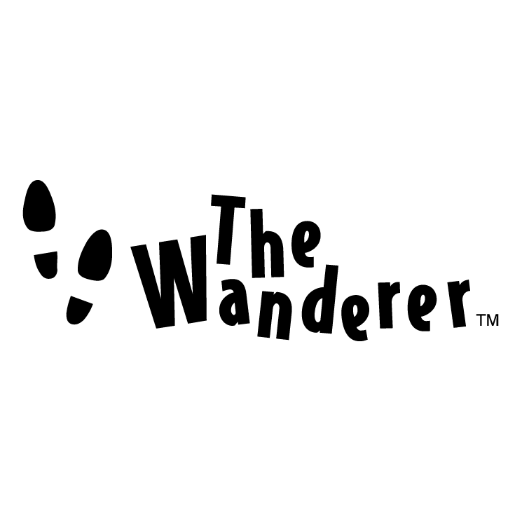 free vector The wanderer