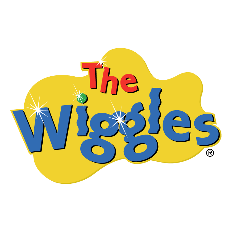 The wiggles Free Vector / 4Vector