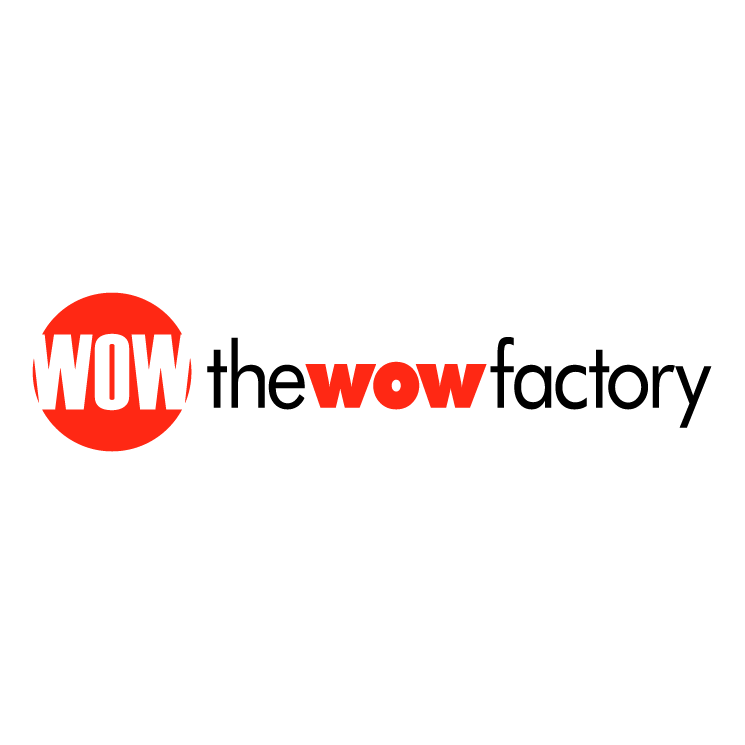 free vector The wow factory