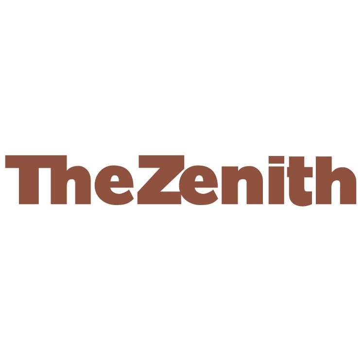 free vector The zenith