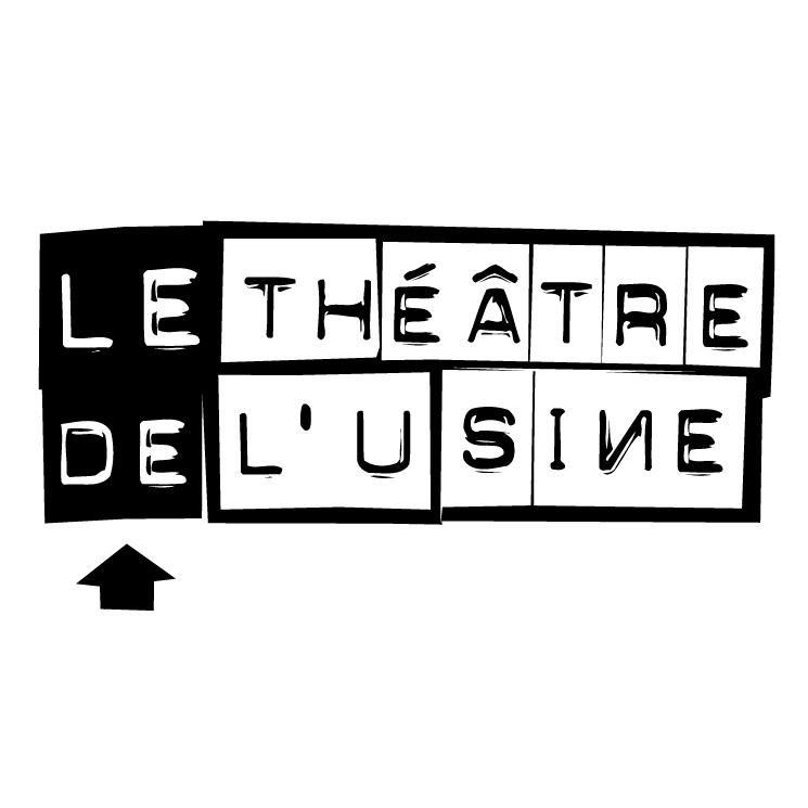 free vector Theatre de lusine