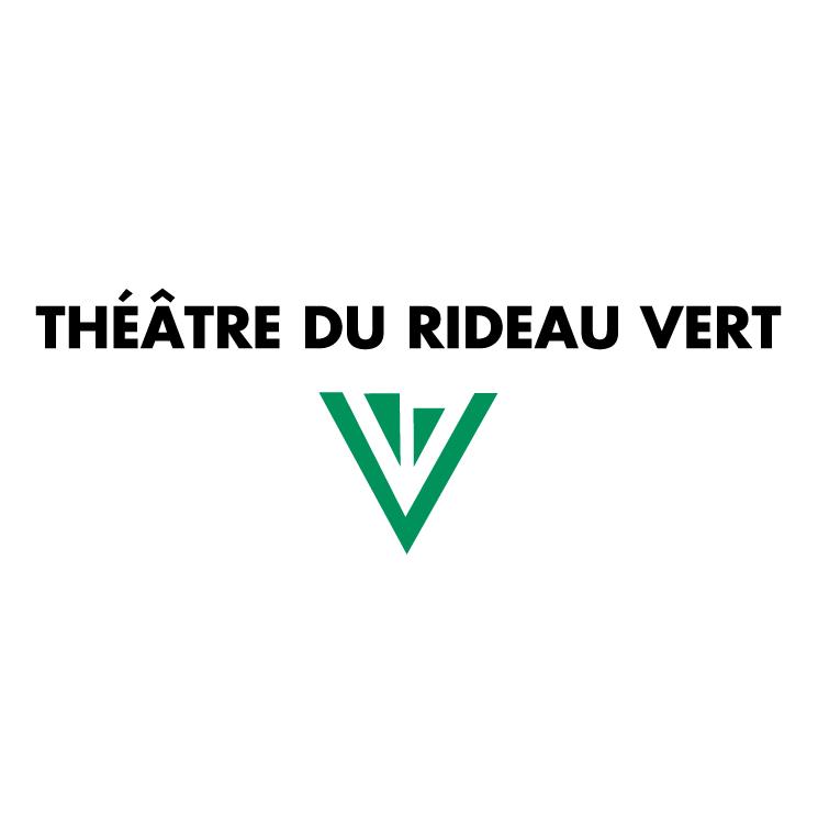 free vector Theatre du rideau vert