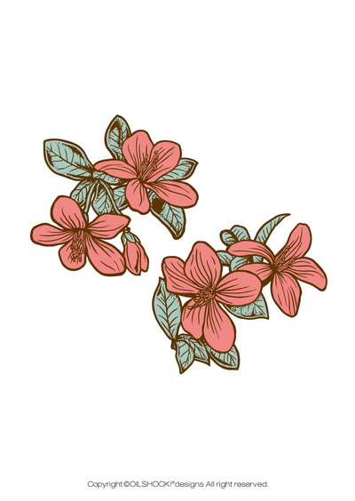 free vector Theme flower pattern vector fashion 71 models