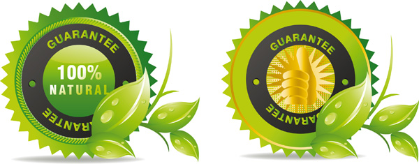 free vector Theme of environmental protection green icon vector