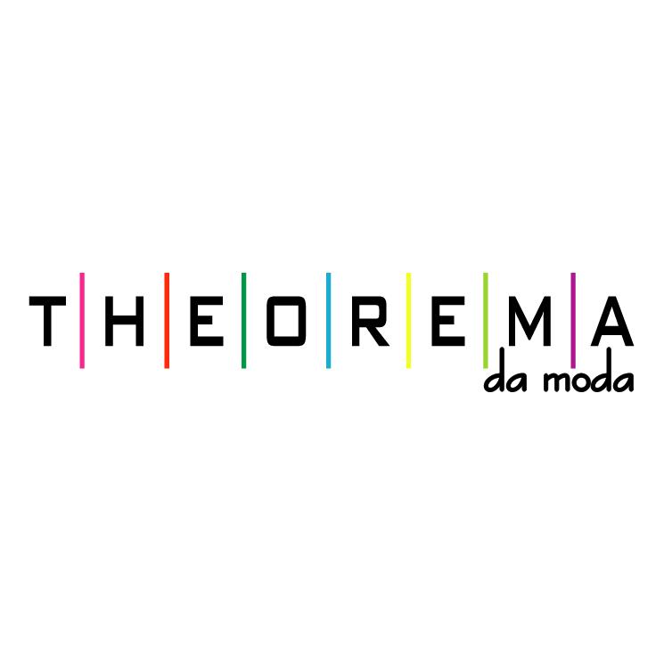 free vector Theorema da moda 0