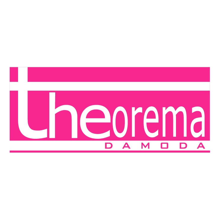 free vector Theorema da moda 2