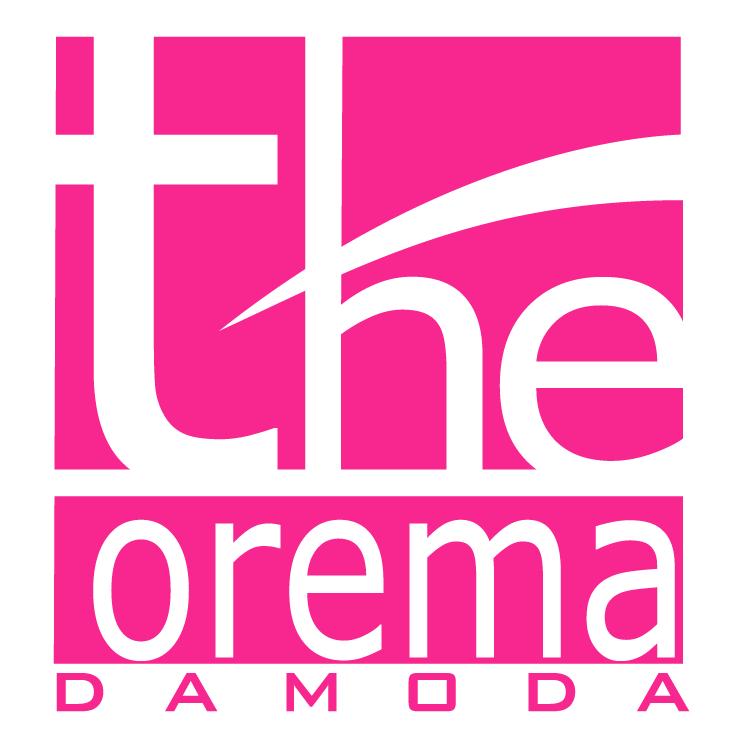 free vector Theorema da moda