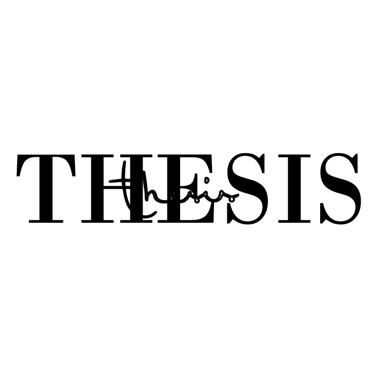 free vector Thesis