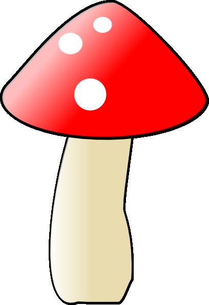 free vector Thilakarathna Mushroom clip art