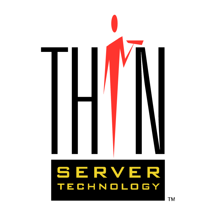 free vector Thin server technology