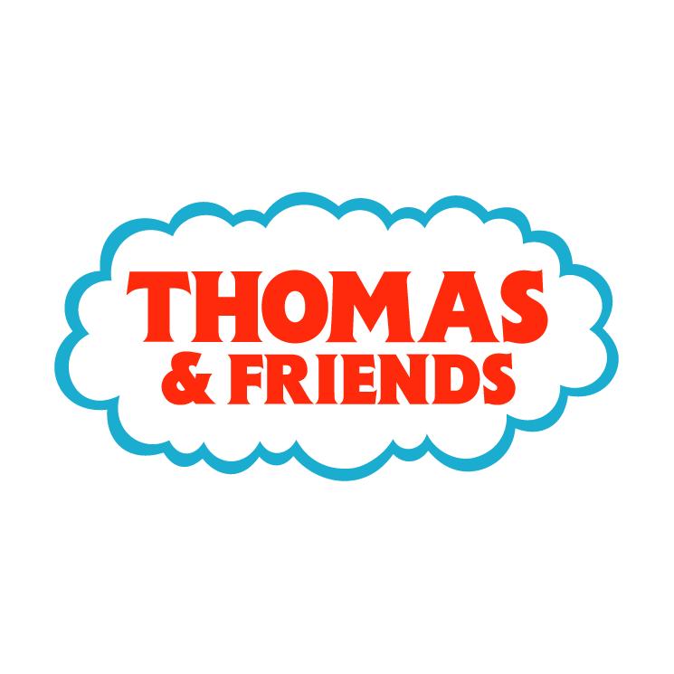 Thomas friends Free Vector / 4Vector