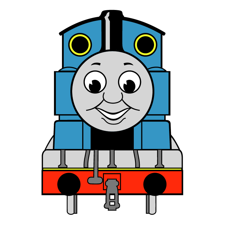 clip art thomas train - photo #3