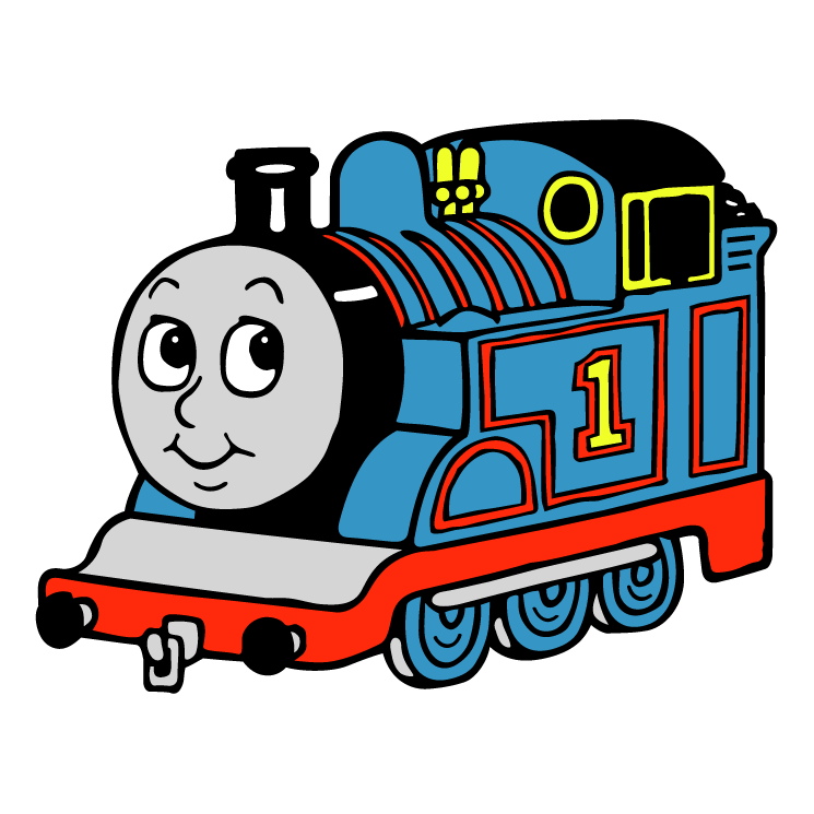 clip art thomas train - photo #9