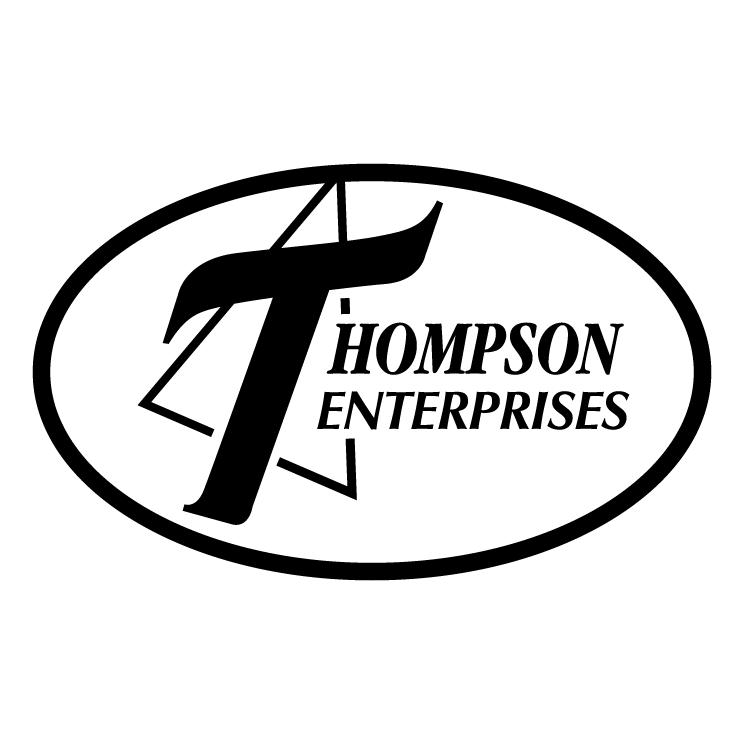 free vector Thompson enterprises