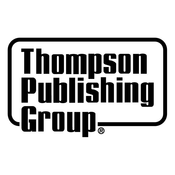 free vector Thompson publishing group