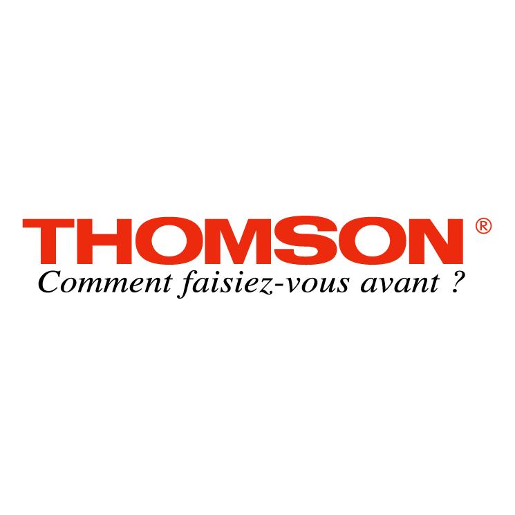 free vector Thomson 4