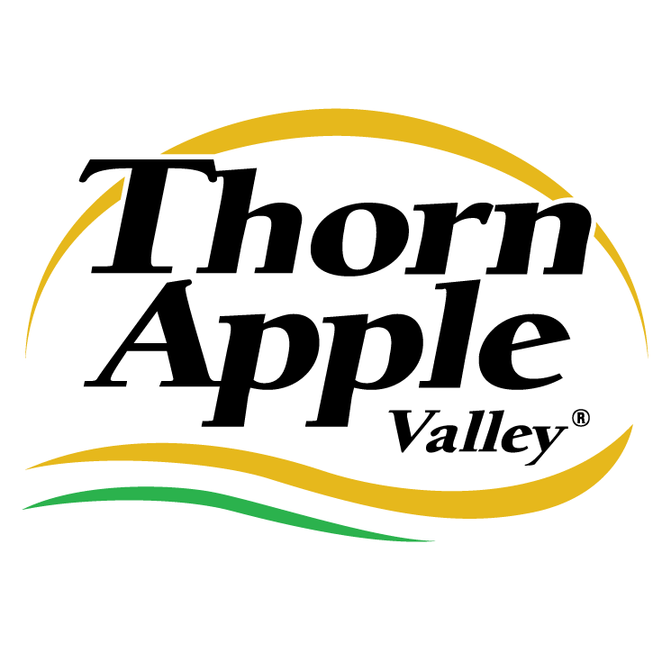 free vector Thorn apple valley