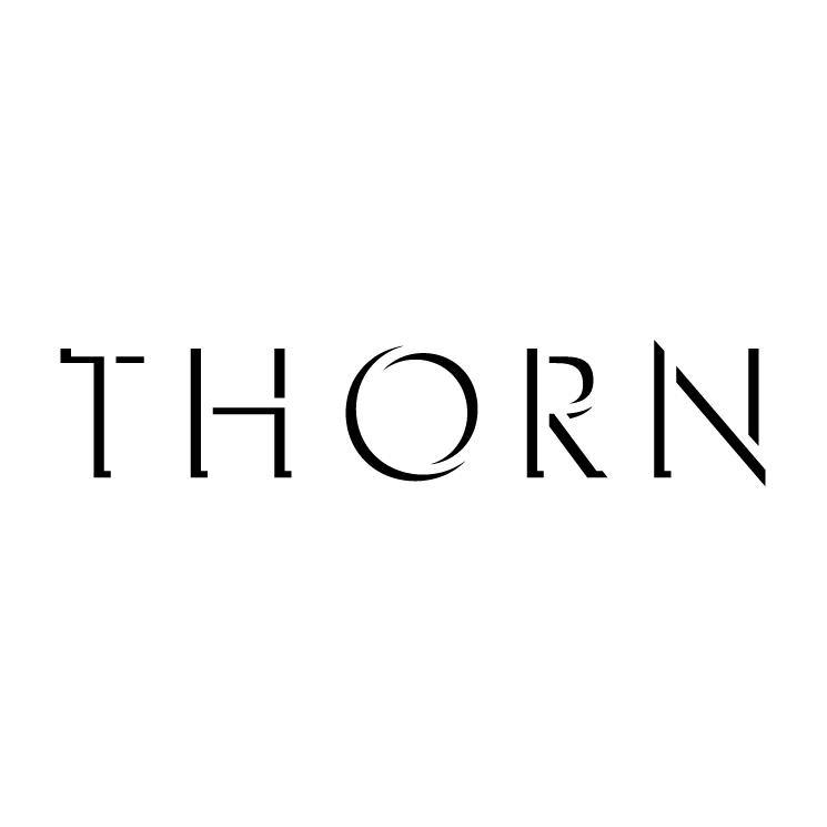 free vector Thorn lighting