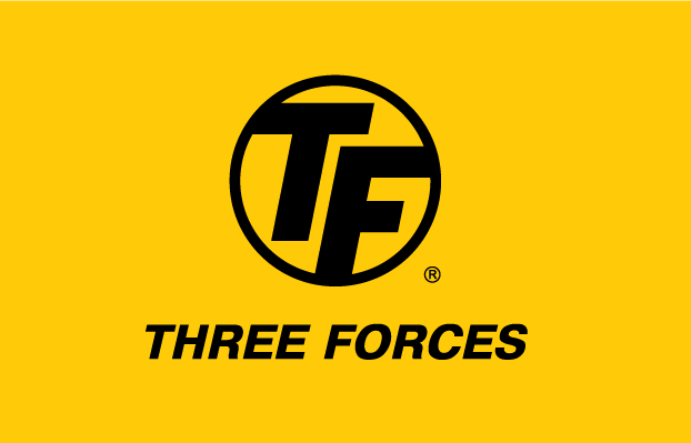 free vector Three Forces logo