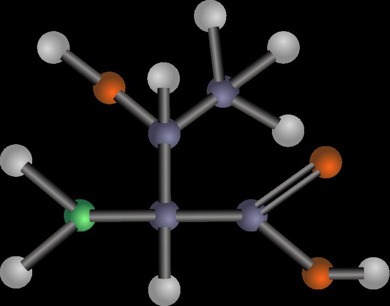 free vector Threonine (amino acid)