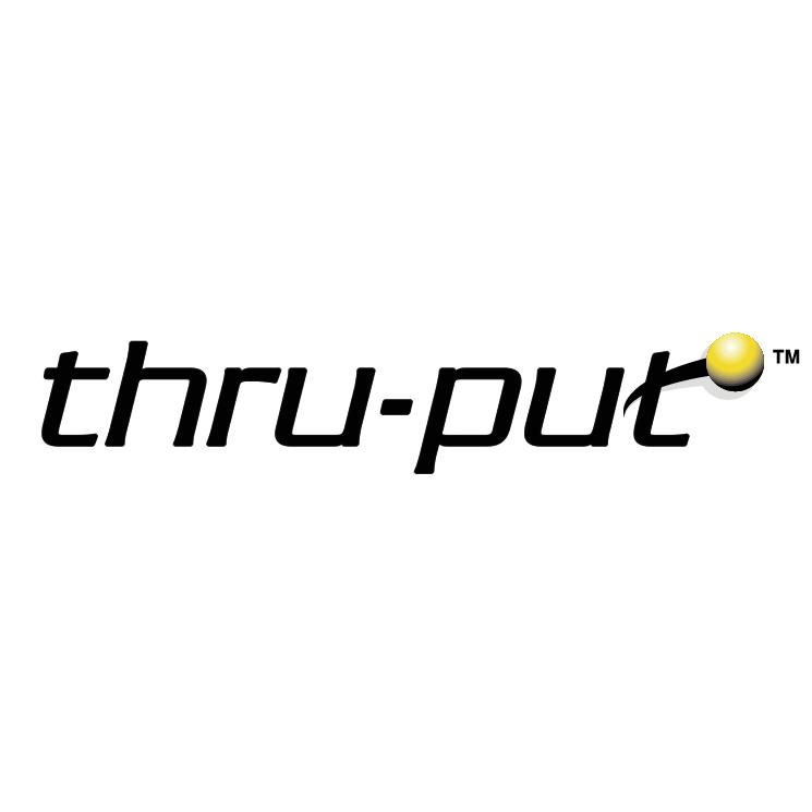 free vector Thru put