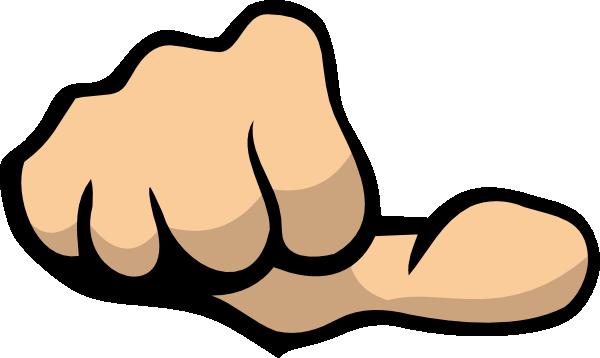 free vector Thumb clip art