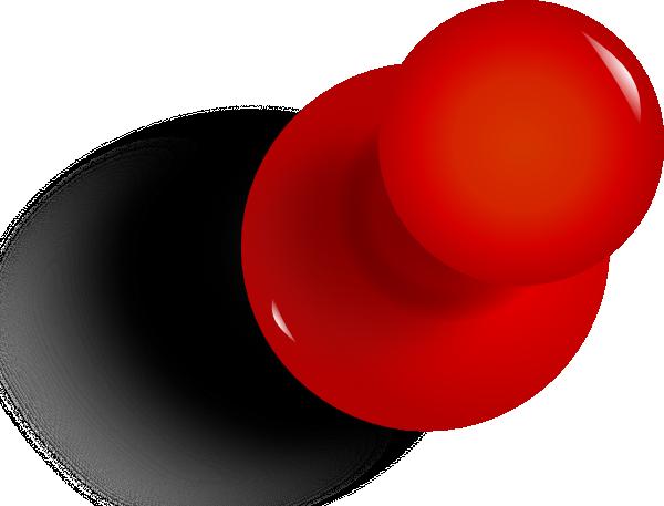 free vector Thumb Tack clip art