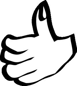 free vector Thumb Up clip art