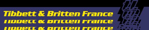 free vector Tibbett et Britten logo2