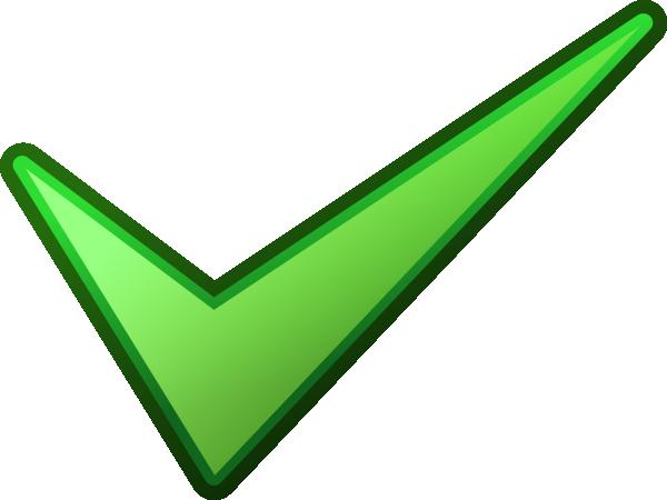 tick clip art free vector 4vector rh 4vector com check mark clip art word checkmark clipart
