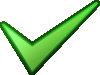 free vector Tick clip art