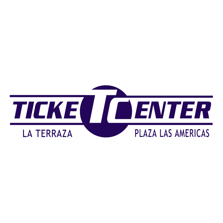 free vector Ticket center