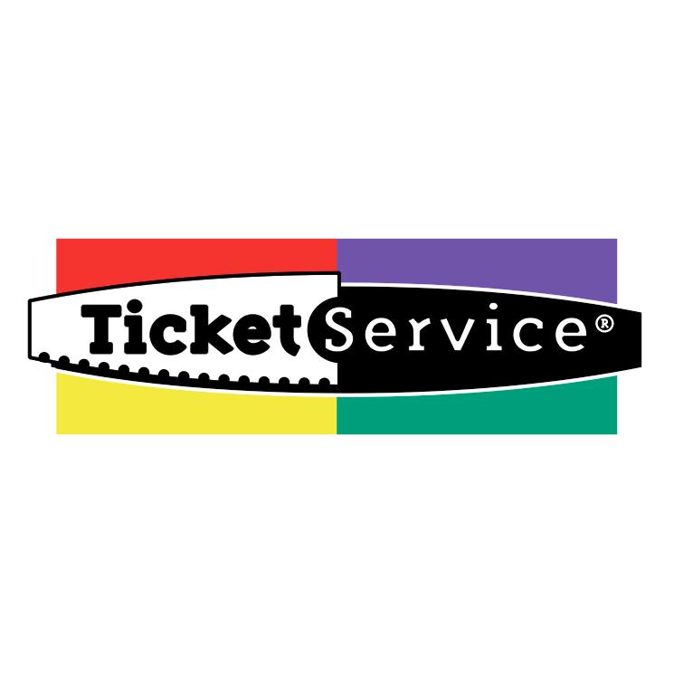 free vector Ticket service