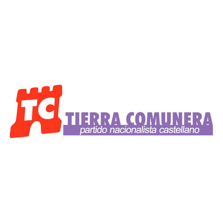 free vector Tierra comunera 0