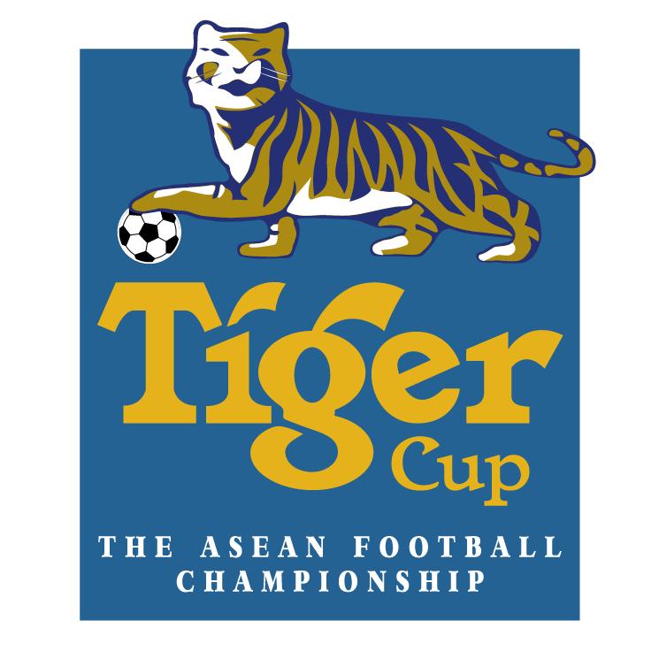 free vector Tiger cup 2000